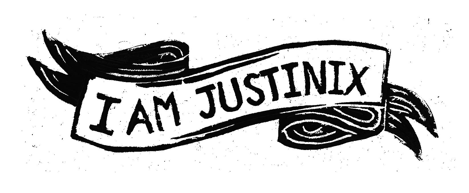 Logo iamjustinix